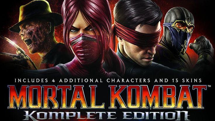 Mortal Kombat X - Girl Fight « Xbox 360 :: WonderHowTo