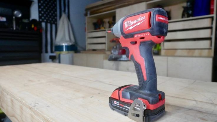 It's so interesting how different each name-brand impact driver can feel and sound when the trigger is pressed.