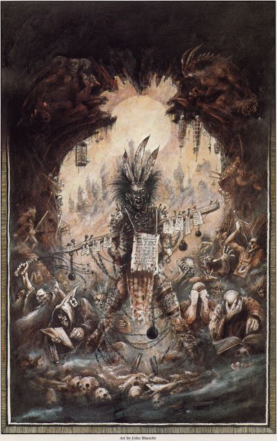 The Convertorum: John Blanche