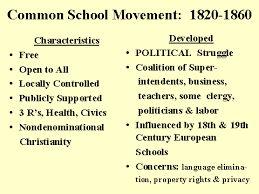 Horace mann report of the massachusetts board of education essay