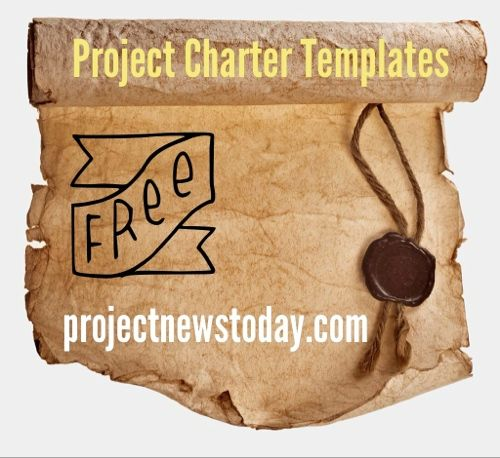 how to write project goal or charter