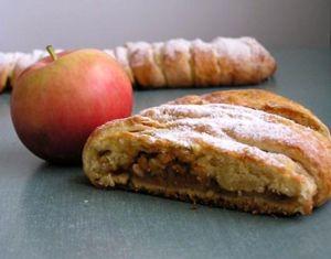 Babiččin voňavý jablečný závin | Bistro Florentýna