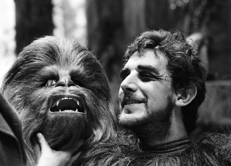Young Peter Mayhew Great photo of Peter M...