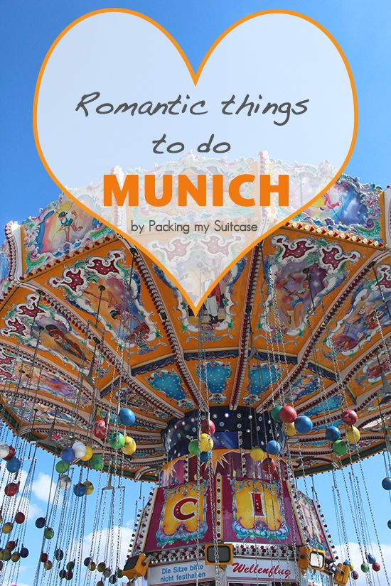 Romantic things to do in Munich, by Packing my Suitcase.