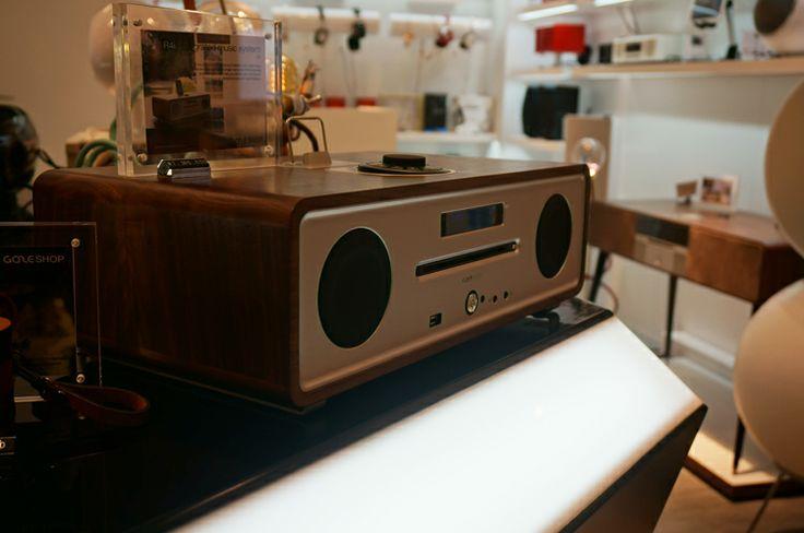 Ruark Audio in Gaze shop