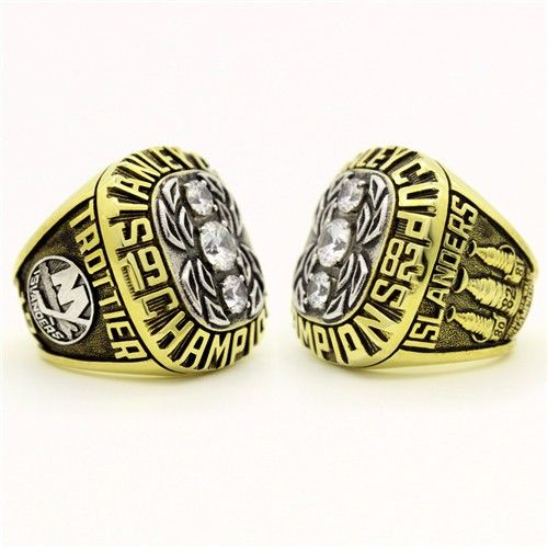 Custom 1982 New York Islanders Stanley Cup Championship Ring