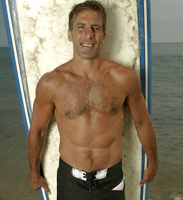 "Chris Chelios--not bad for an ""old guy"""