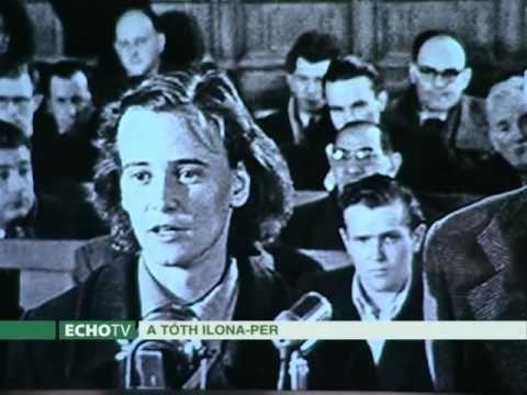 A Tóth Ilona-per - Echo Tv