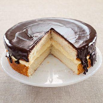 America S Test Kitchen Wicked Good Boston Cream Pie