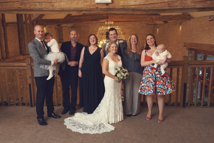 amazing photos compliments Dan Fisher Photography - such a great photographer, loved sharing our day with him #danfisherphotography #gloucestershire #kingscotebarn #winterwedding #groomsparty #groomswoman