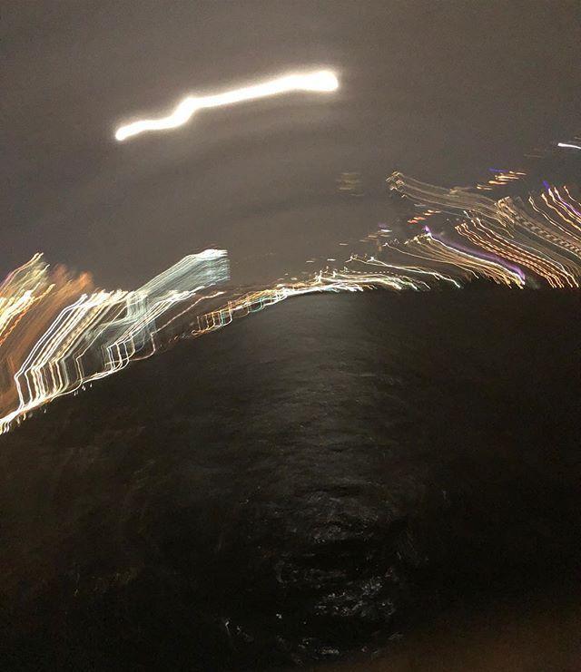 Stuyvesant Cove Park East River - steady shot - #twanerphotography #newyork #newyorkcity #nyc #streetphotography #urbanphotography #photography #urban #street #iphonex #iphonephotography #iphonephoto #portraitmode #eastriver #bloodmoon #moon #greepoint #brooklyn