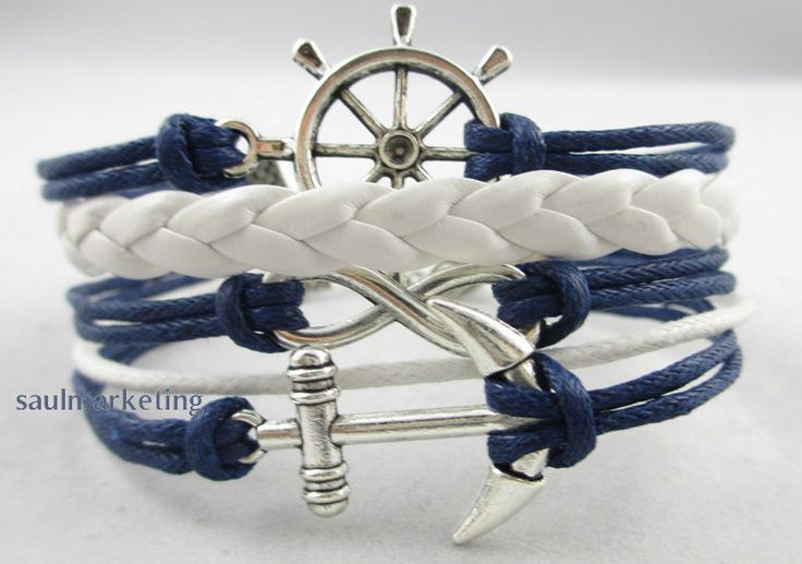Cute sailor bracelets...