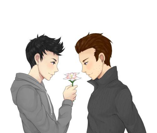 dibujo gay