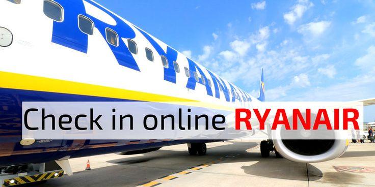 Check in online Ryanair, guía completa