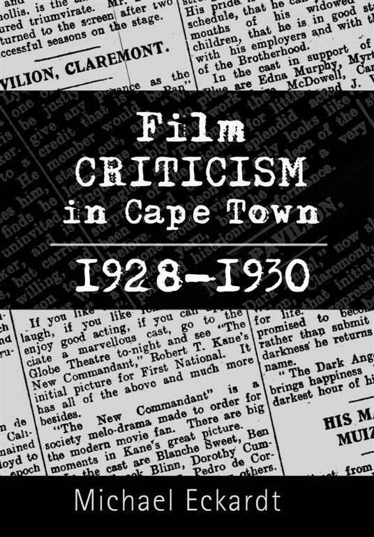 This book examines the development of film criticism in Cape Town's daily press from 1928 to 1930, using film reviews from the Cape Times and Die Burger. The character of film criticism in the period under discussion is explained by describing the general function of film criticism, as well as comparing the local with the international film press. The basis for the comparative analysis is a list of films screened in three selected cinemas in Cape Town.