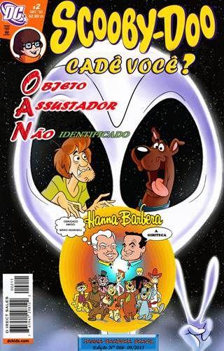Scooby-Doo, Cade Você ? - 002