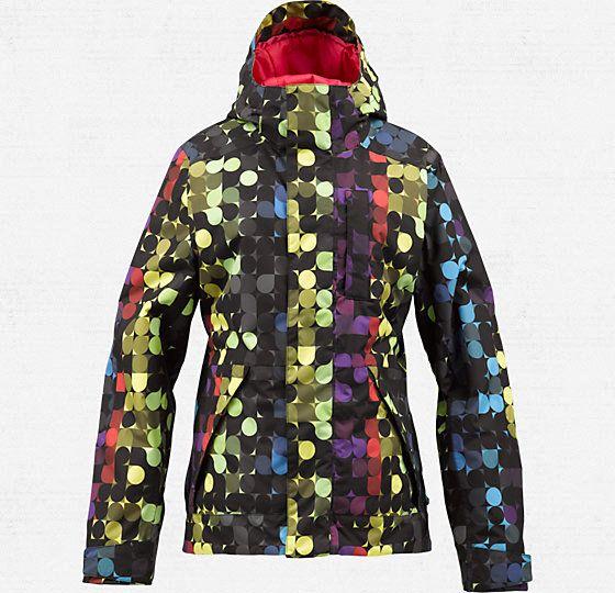 Burton flint jacket