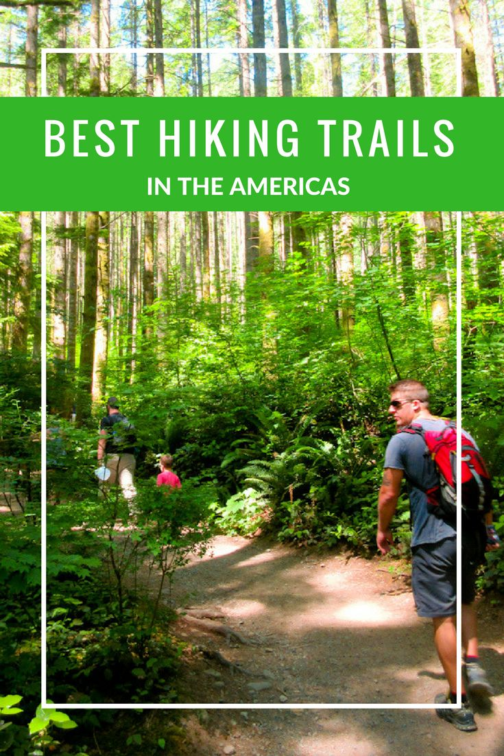 We love to include hiking or nature treks in our travels so we asked some fellow travelers for their choice of best hiking trails in the Americas. Click through for some great hiking inspiration! via @livedreamdiscov