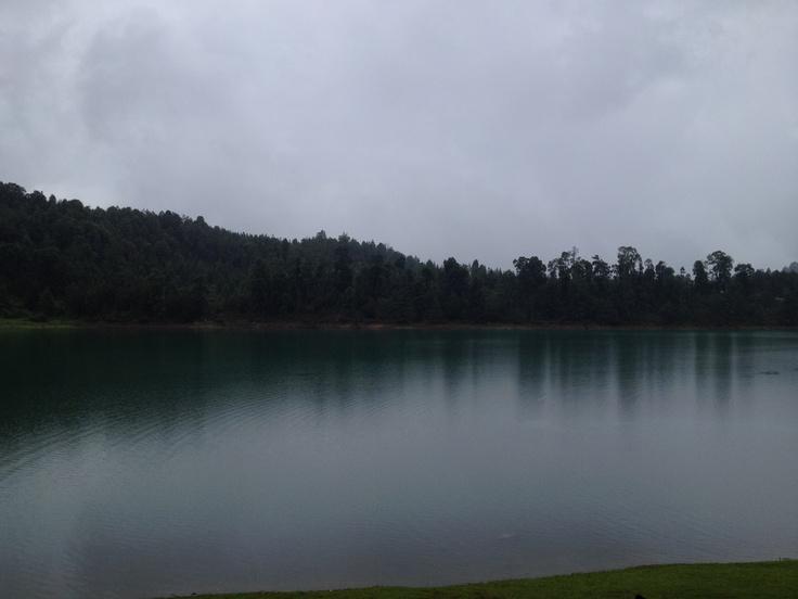 Laguna Larga, Los Azufres, Mich.