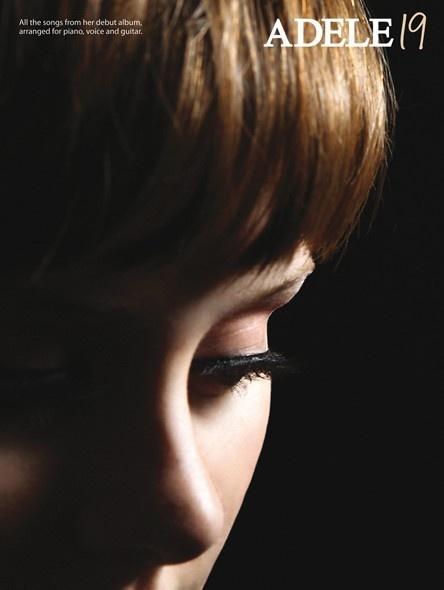 Adele: 19 - Piano, Vocal & Guitar.