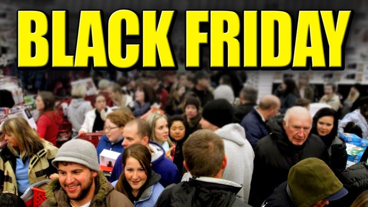 The VIOLENT History of BLACK FRIDAY