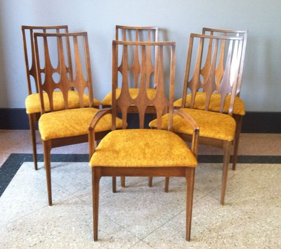 Broyhill Brasilia Dining Chairs Set Of 6 By TwoGuysVintage On Etsy 60000