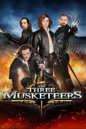 The Three Musketeers (2011)  The hot-headed young D'Artagnan along with three former legendary but now down on their luck Musketeers must unite and defeat a beautiful double agent and her villainous employer from seizing the French throne and engulfing Europe in war.