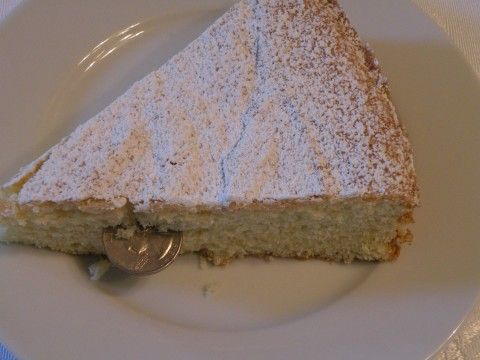 Simply Greek : Thea Liza's Vasilopita – New Year's Day Cake — California Greek Girl