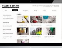 Access & Escape - Website
