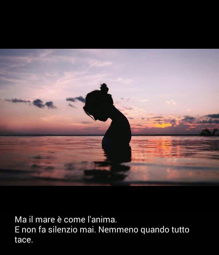 Ed il mare porterà ad ogni uomo nuove speranze, come il sonno porta i sogni.