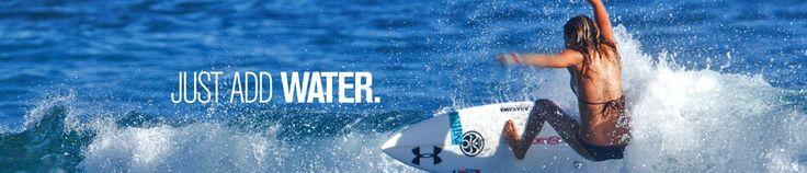 Under Armor Brianna Cope Pro Surfer