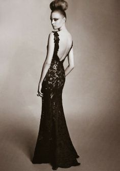 Formal Dresses on Pinterest | Backless Dresses, Trains and Evening ...