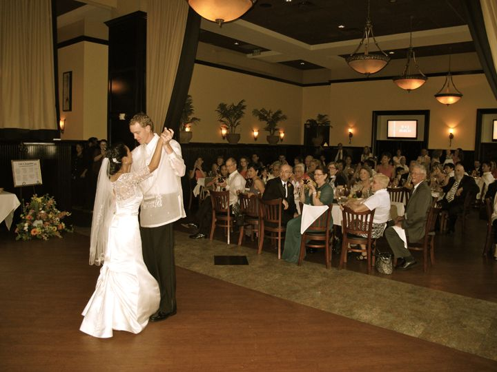 Ceviche Downtown Orlando Wedding - DJ Chuck Johnson - Ceremony in ...
