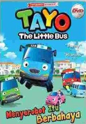 Tayo the Little Bus Menyerobot Itu Berbahaya