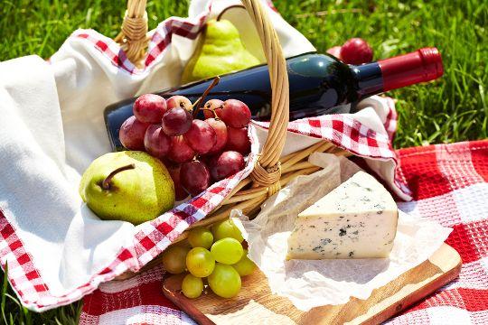 Что купить для пикника и барбекю, продукты для пикника