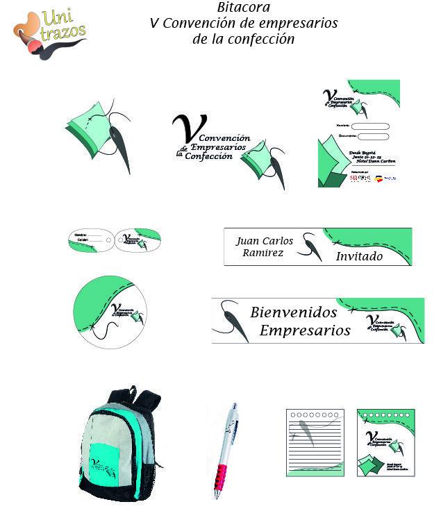 Diseño para convencion