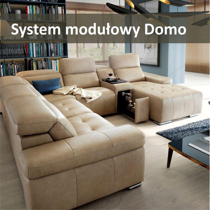 22 besten System modułowy DOMO Bilder auf Pinterest | Ecksofa und ...