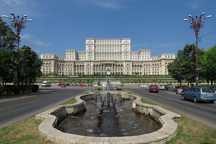 Palace of Parliament, Bucharest
