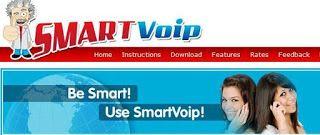Llamadas Gratis, Llamar Gratis por Internet: SmartVoIP para llamar por Internet