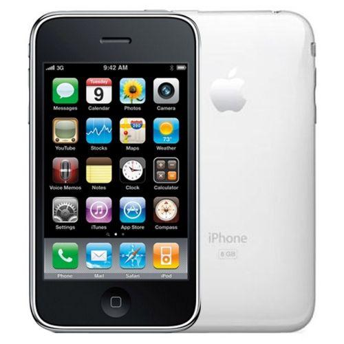 [USD57.21] [EUR53.99] [GBP42.02] Refurbished Original Unlock iPhone 3GS 32GB