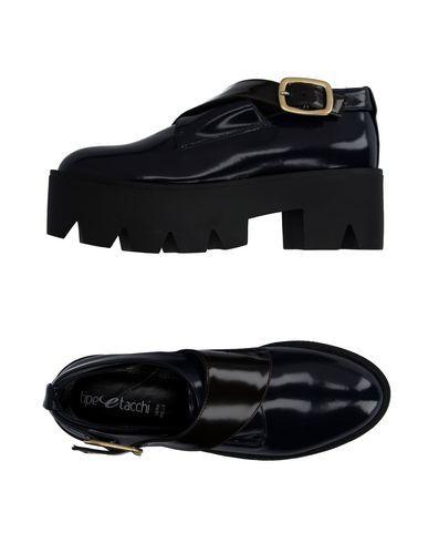 #Tipe e tacchi mocassino donna Blu scuro  ad Euro 68.00 in #Tipe e tacchi #Donna calzature mocassini