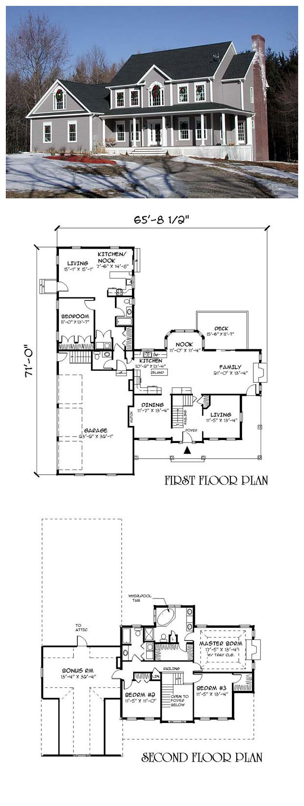 COOL house plans offers a unique variety