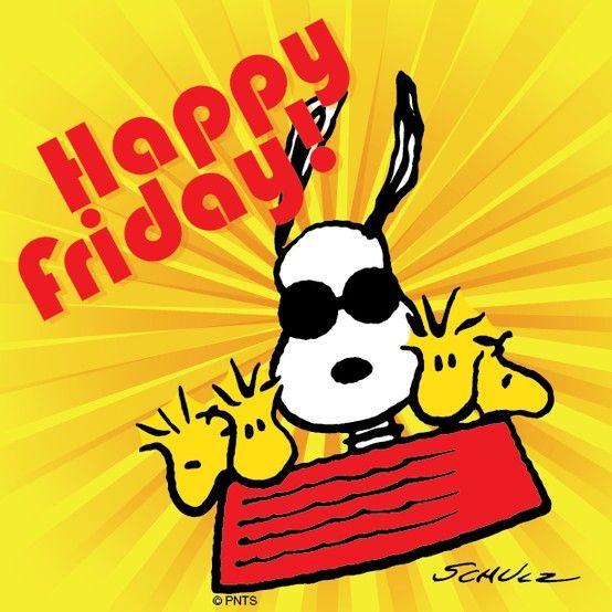 Happy Friday! #TGIF                                                                                                                                                      More