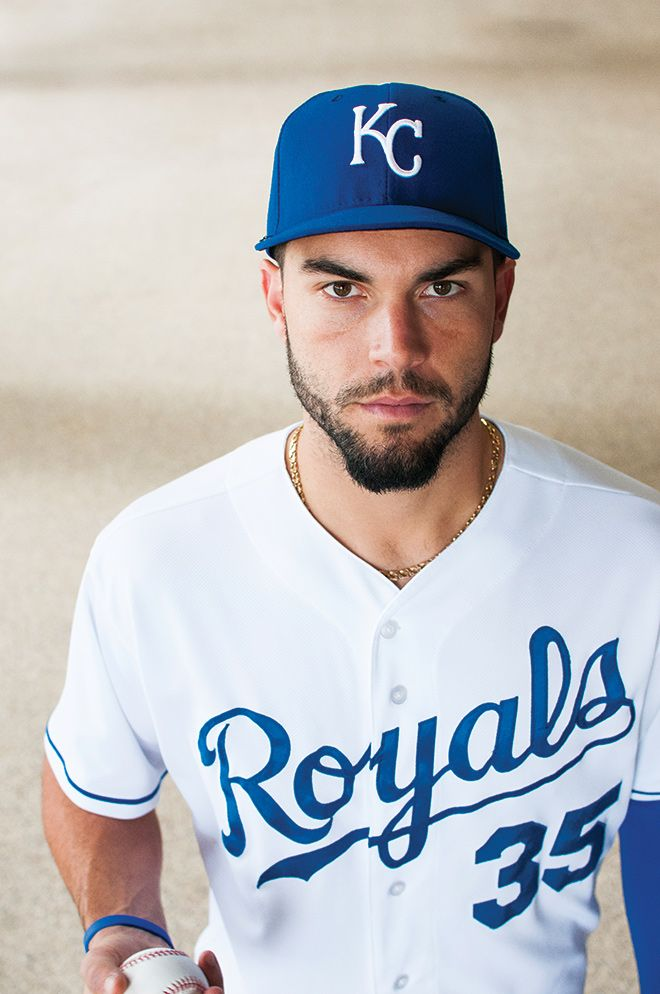 KC: Eric Hosmer - He may not be a Ranger but he ain't bad to look at.