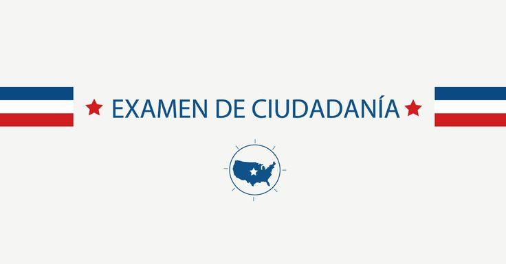 Conoce las 100 preguntas que te prepararán para el examen de ciudadanía estadounidense. Realiza el examen y revisa las preguntas y respuestas cuantas veces quieras.
