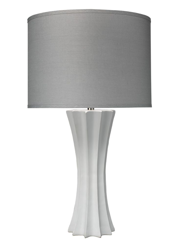 Sand Dollar Table Lamp Finish As Shown Matte White Other Avail Finishes Living Room