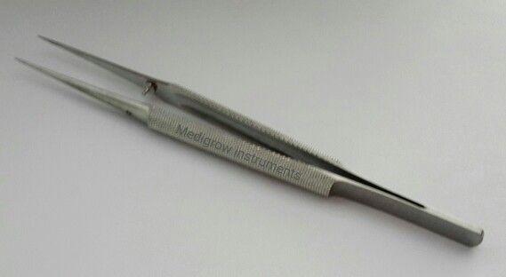 Micro vessels forceps 15cm 0.3mm tip