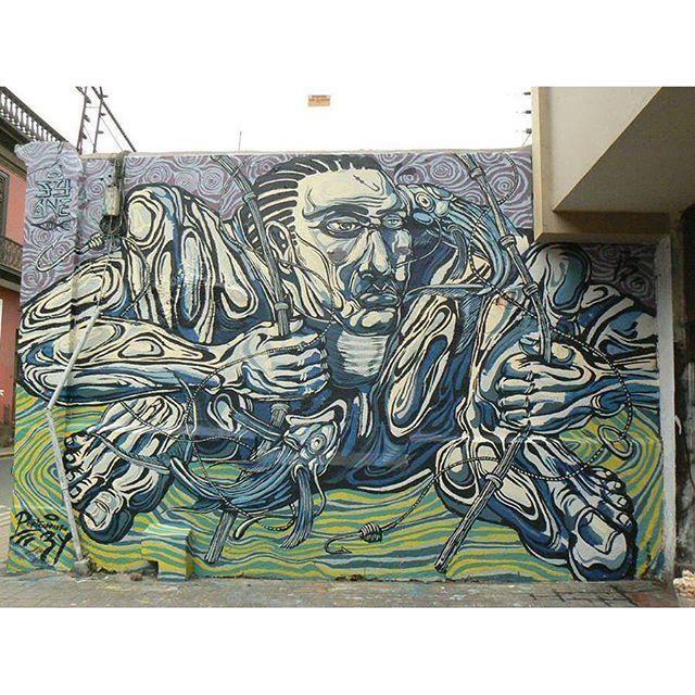 wmns nike free 3 0 flyknit Fishing with Portocarrero 3Y in Lima   via  globalstreetart  streetart http   t co 48wRg4GdKv