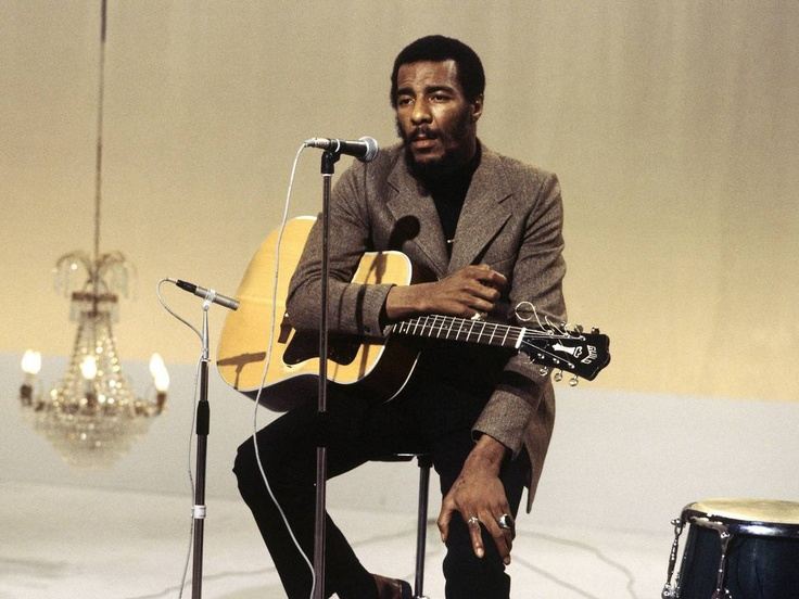 Respect to Richie Havens.