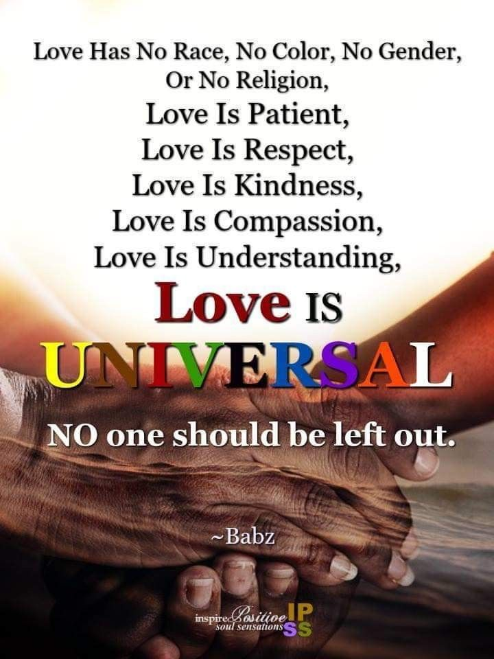Love Is Nooneshouldbeleftout Love Is Patient Inspirational Quotes Compassion